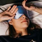 Masque de sommeil pour dormir